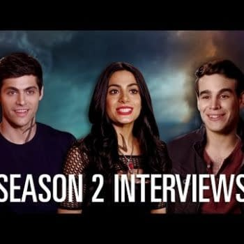 What To Expect From Shadowhunters Season 2