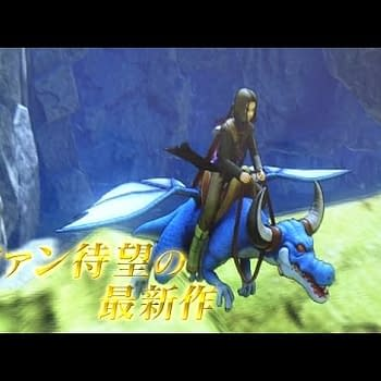 Take A Look At How Dragon Quest XI: In Search Of Departed Time Is Coming Together In New Clips