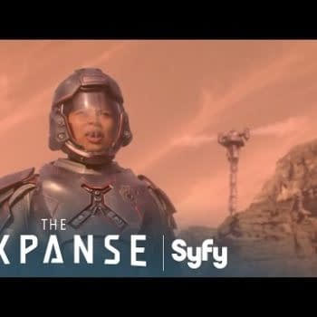 Sneak Peek For The Expanse Shows It's Time For Battle