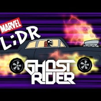 Robbie Reyes Ghost Rider The Focus Of New TL;DR
