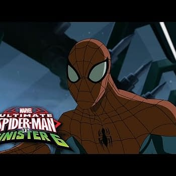 Marvels Posting Ultimate Spider-Man Episodes On Youtube Including Homage To 1967 Cartoon Series