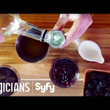 The Magicians Share Their Favorite Cocktails For New Years