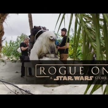 Rogue One: A Star Wars Story Featurette Focuses On The Creatures Of The Universe