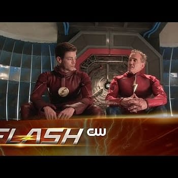 Legacy Matters As The Flash Tries To Figure Out Savitar