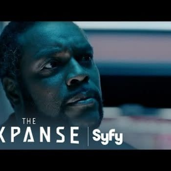 Expanding On The Source – Trailer For Season 2 Of The Expanse
