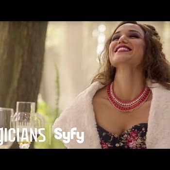 Three Featurettes For The Magicians &#8211 Including Meeting The White Lady