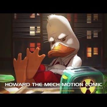 Howard The Duck Comes To Contest Of Champions