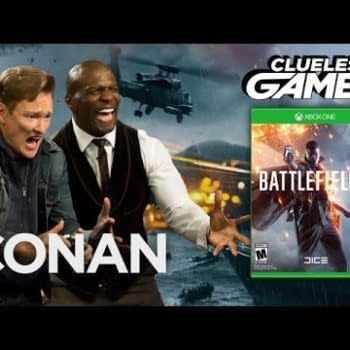 Conan Plays Battlefield 1 With Terry Crews In New Clueless Gamer