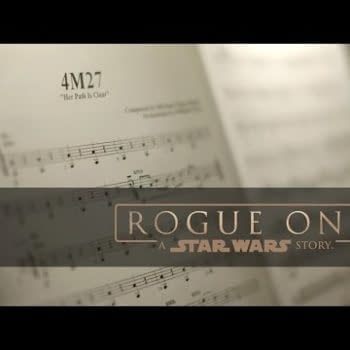 Get Your First Listen To Michael Giacchino's Rogue One: A Star Wars Story Score In New Video
