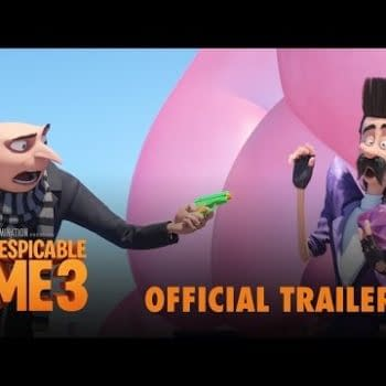 Steve Carell Pulls Double Duty In Despicable Me 3