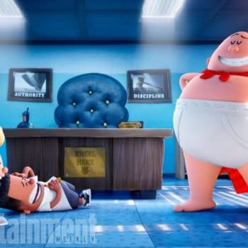 Get Your First Look At Captain Underpants Movie (NSFW)