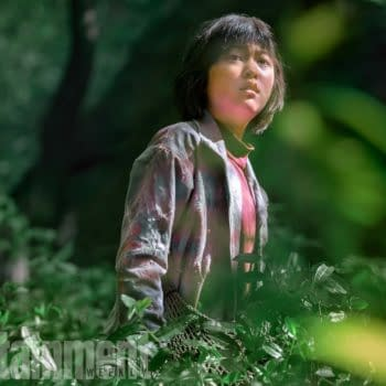 'Snowpiercer' Director Shows Off His New Not Monster Movie 'Okja'