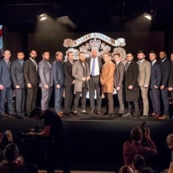 Blimey! WWE Announces New UK Championship, Tournament, Weekly Show