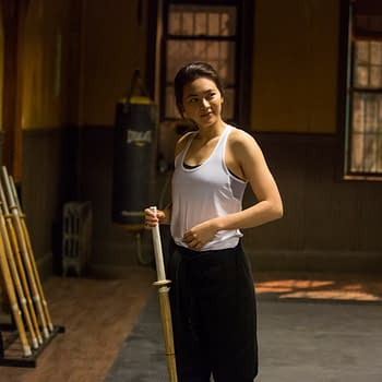 Colleen Wing Kicks-Ass In This New Clip From Marvels Iron Fist