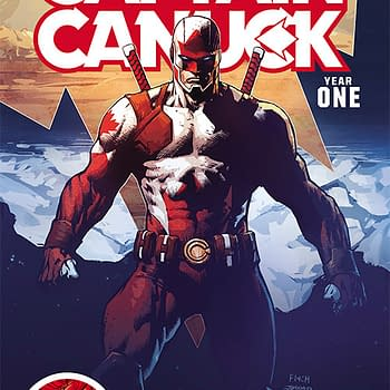 Dan Parent And Fernando Ruizs Die Kitty Die Joins Marcus To And David Finchs Captain Canuck For Free Comic Book Day