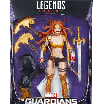 Hasbro Reveals Guardians of the Galaxy Vol. 2 Marvel Legends…#WhereIsEveryone