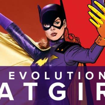 The Evolution Of Batgirl