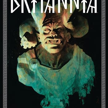 Valiants Britannia Continues To Be Plagued By Sellouts As First Issue Goes To Fourth Printing