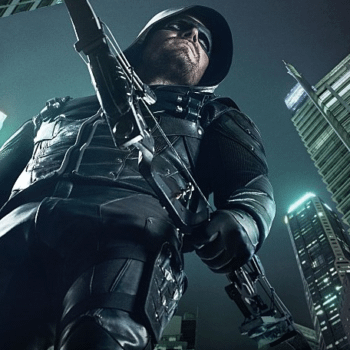 How Will Oliver React After Dealing With An Alien Invasion?