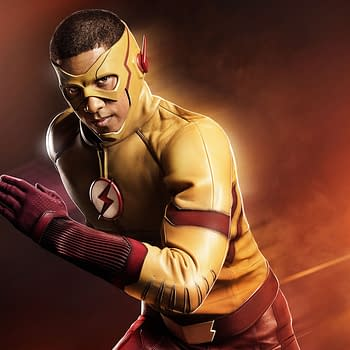 Is Savitar Back Or Is It All In Wally Wests Head