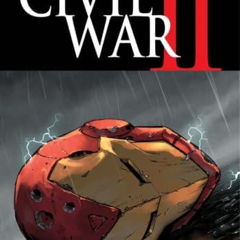 [SPOILER] Civil War II #8 Preview Suggests THAT Premonition Went Differently