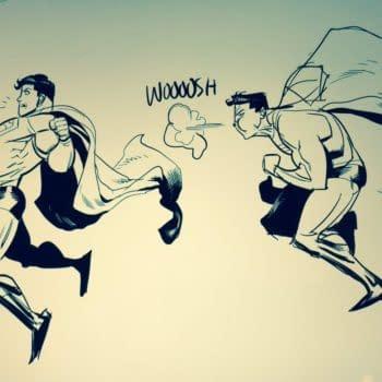 Does Superman Have Super Farts?