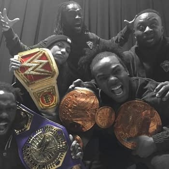 New Days Kofi Kingston Forced To Explain #BlackExcellence To Butthurt Wrestling Fans
