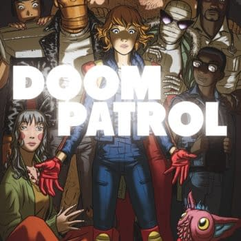 Ch-Ch-Changes: Do More Delays Spell You Know What For #YoungAnimal's Doom Patrol?