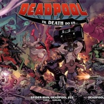 Deadpool Marital Troubles To Be Subject Of Tawdry Marvel Crossover Event Comic