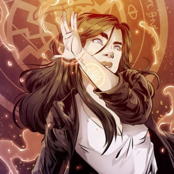 Read The First 3 Chapters Of Jessica Chobot And Erika Lewis' Firebrand: The Initiation Of Natali Presano