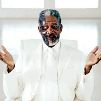 Morgan Freeman Is The Narrator Of Mark Zuckerberg's Home AI Which Will One Day Kill Us All
