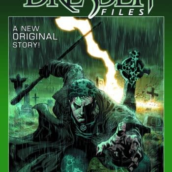 Jim Butcher's Dresden Files: Ghoul Goblin – 24 Trades Of Christmas