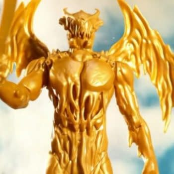 Power Rangers Movie Version Of Goldar Revealed In Toy Form