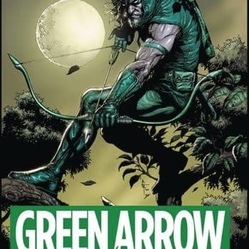 Green Arrow: A Celebration Of 75 Years – 24 Trades Of Christmas