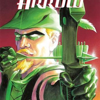 Green Arrow: Quiver &#8211 24 Trades of Christmas