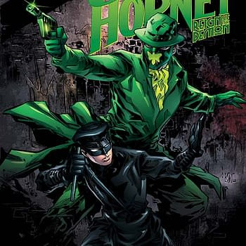 Writers Commentary &#8211 David Liss Talks Green Hornet: Reign Of The Demon #1