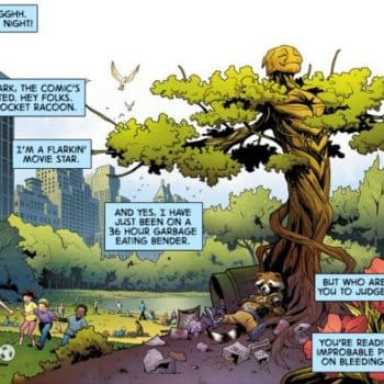 Improbable Previews: Bendis Builds To Big Blowoff In Guardians Of The Galaxy #16