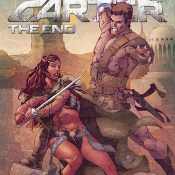 This Is The End… Alex Cox Talks About The New John Carter Series