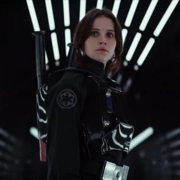 Rogue One's Felicity Jones Will Host Saturday Night Live When It Returns In January