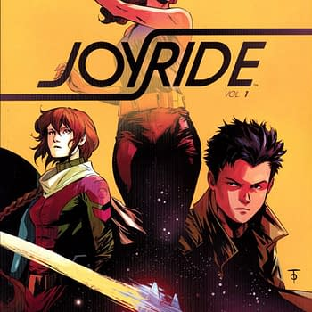 Joyride &#8211 24 Trades Of Christmas