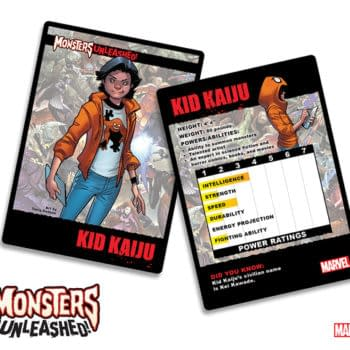 Who Is Kid Kaiju And What Secrets Does He Hold For Marvel's Monsters Unleashed?