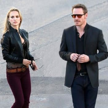 Michael Fassbender Is Like Lucifer (In A New Movie)