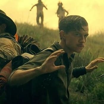 New Trailer For The Lost City Of Z Starring Jax Teller And Peter Parker