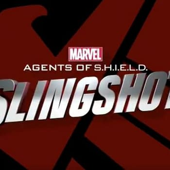 Marvels Agents Of SHIELD: Slingshot Is Here
