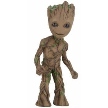 FINALLY, A Life Size Guardians Of The Galaxy 2 Baby Groot Toy (For Preorder)
