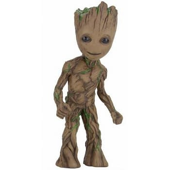 FINALLY A Life Size Guardians Of The Galaxy 2 Baby Groot Toy (For Preorder)