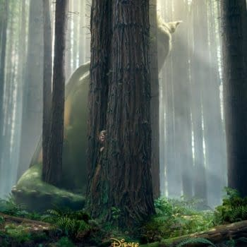 Pete's Dragon Goes Old School For Bluray Promo