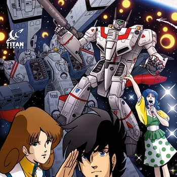 Brian Wood Revealed As First Member Of Secret Creative Team For Titans Robotech