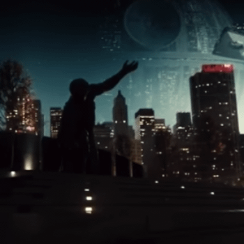 Zack Snyder Courts Star Wars With Batman v. Superman Trailer Recut: Dark Side Knight v. Super Jedi