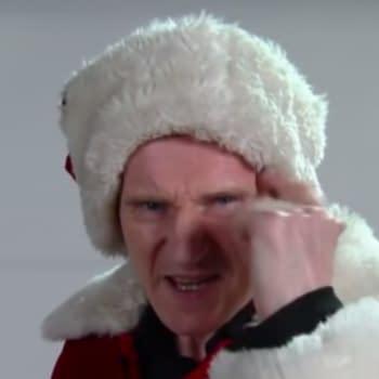 "Taken 4 Plot Revealed As Christmas ""Taken Hostage,"" Says Pope"